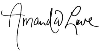 Amanda Love Signature